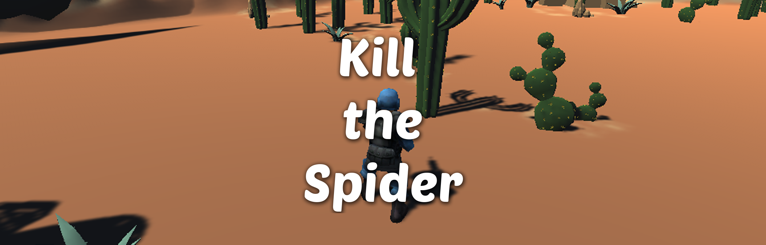 Header Kill The Spider